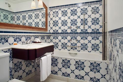 Kylpyhuone majoituspaikassa Hotel das Cataratas, A Belmond Hotel, Iguassu Falls