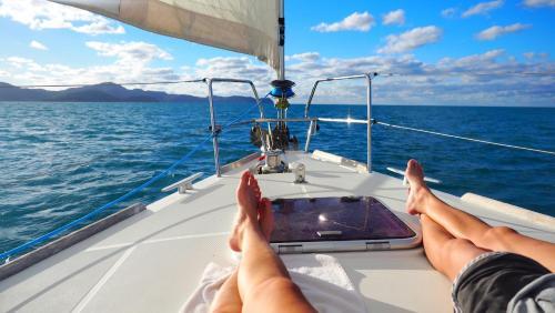 Hébergement sur bateau Le Toucan