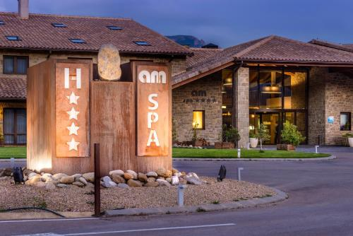 Hotel Spa Aguas de los Mallos
