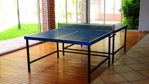 Ping-pong facilities at Posada Suiza by Prima Collection or nearby