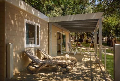 Mobile Homes Koversada Naturist