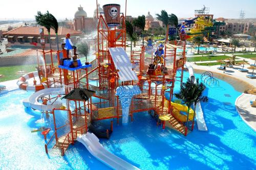 Waterpark bij het resort of in de buurt