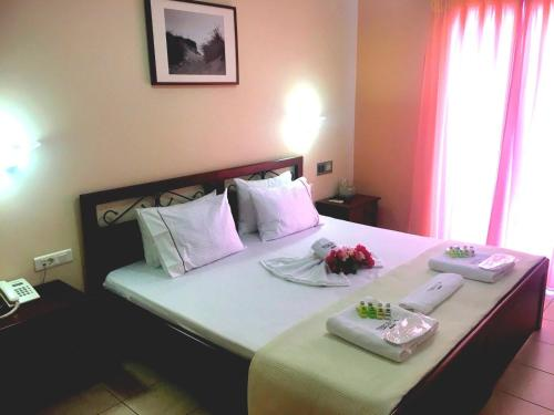 Virginia Hotel Tinos Town, Greece