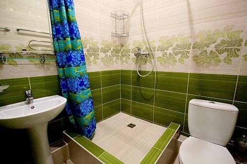Ванная комната в Romantika