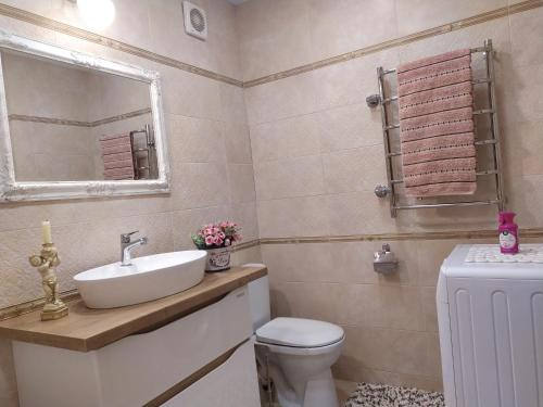 A bathroom at ISABELLE APARTMENTS 2
