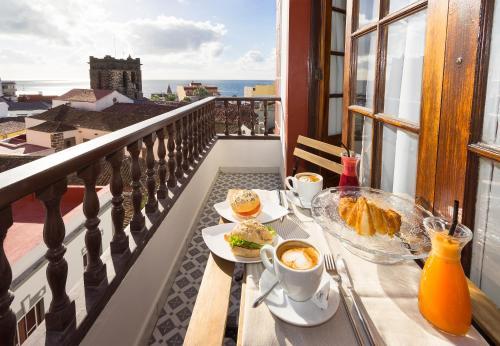 Un balcón o terraza de El Hotelito 27