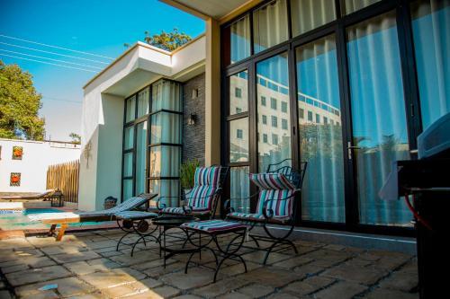 The Terrace Apartments Zambia