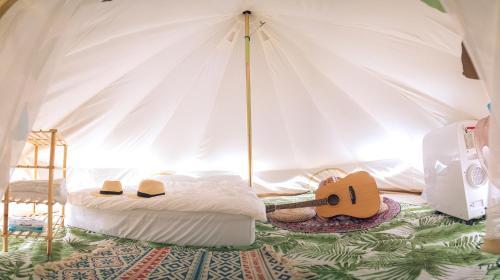 Hoang Indian Tent Camping