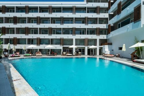 The swimming pool at or near Castellum Suites - All Inclusive