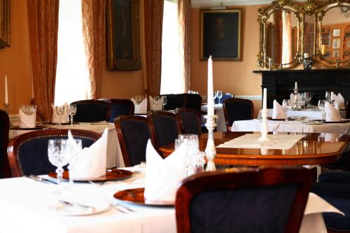 A restaurant or other place to eat at Waren House Hotel Northumberland