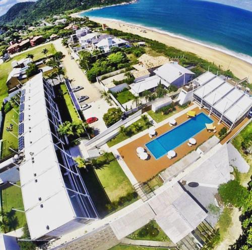 A bird's-eye view of Parador Estaleiro Hotel Exclusive