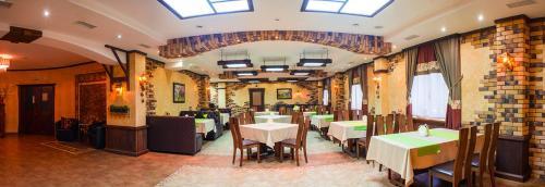 Ресторан / где поесть в Гостиница Атаман