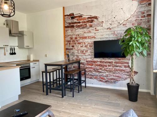 Industry - Appartement mit Balkon