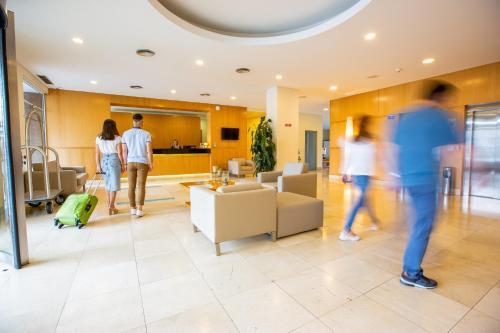 Guests staying at My Story Hotel Vila Nova