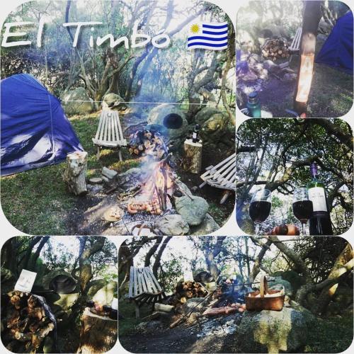 Camping Ecoturistico El Timbo