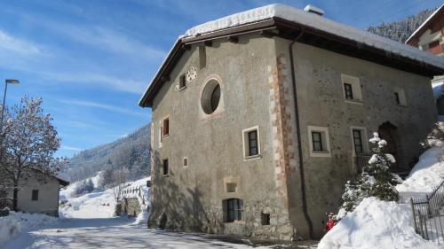 Casa del Sol Apartaments during the winter