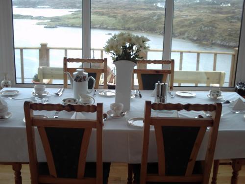 Restaurant ou autre lieu de restauration dans l'établissement Teach Donncadh B&B