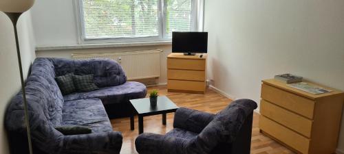 2-Raum City Apartment