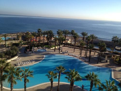 A bird's-eye view of Hilton Malta