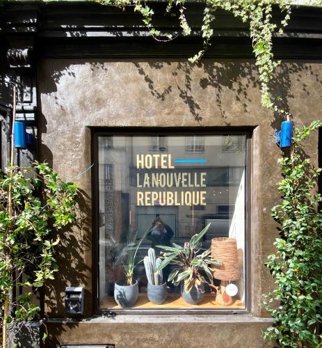 Hôtel La Nouvelle République