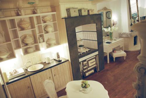 "A bathroom at Suite "" Mon Rêve """