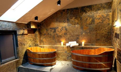 Spa and/or other wellness facilities at Hotel Browar Kościerzyna