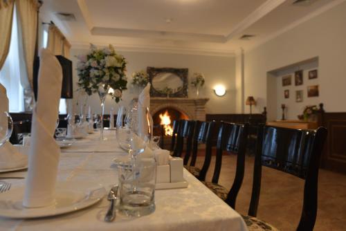 Ресторан / где поесть в Гостиница Orange House