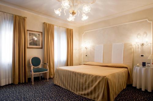 A room at Hotel Principe