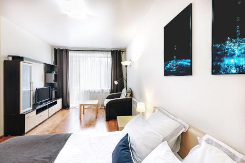 Номер в Apartment on Nogradskaya 7a