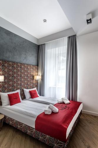 Apartamenty Nowa Kamienica Częstochowa Centrum Szymanowskiego 22A