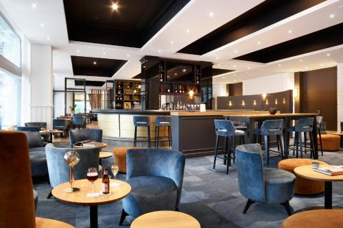 A restaurant or other place to eat at Radisson BLU Palace Hotel