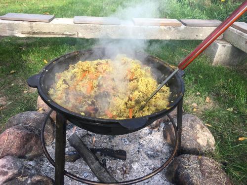 Vigio Brasta camping