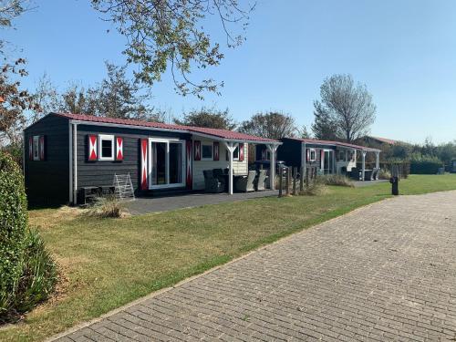 Luxe Chalet dichtbij Zoutelande