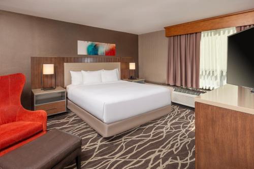 A room at DoubleTree by Hilton San Bernardino