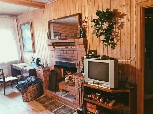 Кухня или мини-кухня в Дом рядом с водохранилищем