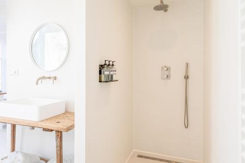 A bathroom at Luttik