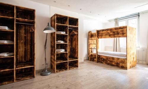 Ein Badezimmer in der Unterkunft Kursaal Arosa