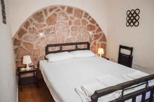 A room at Lamprou
