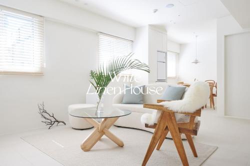 White Linen House
