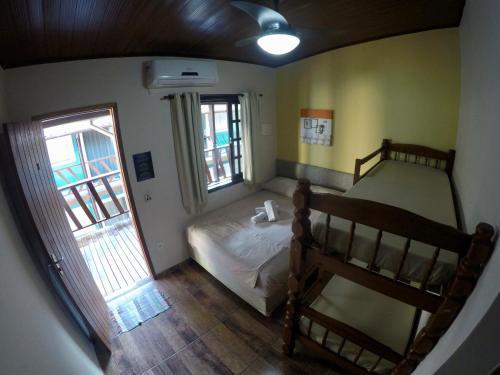 A room at Ilha Grande Mar