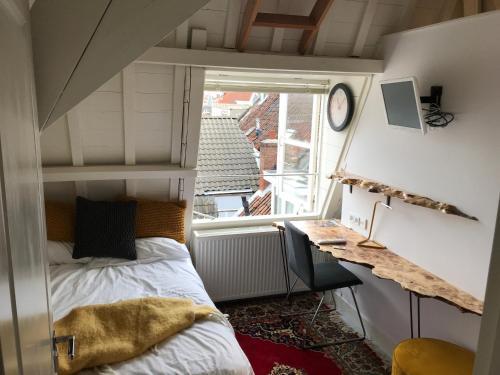A room at NR22 Leiden