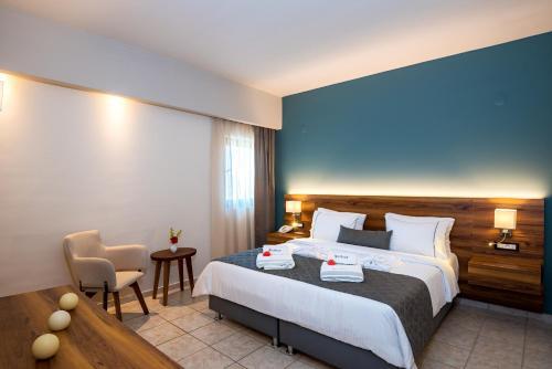 Pokój w obiekcie Solimar Aquamarine Resort