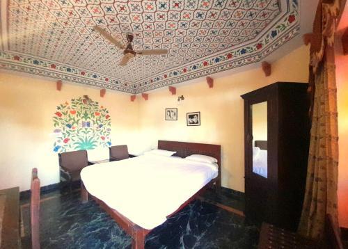 A room at Sajjan Niwas