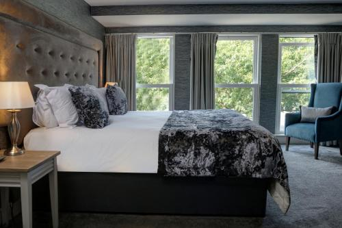 A room at The Lord Street Hotel; BW Signature Collection