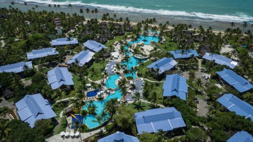 Uma vista aérea de Summerville Resort - All Inclusive