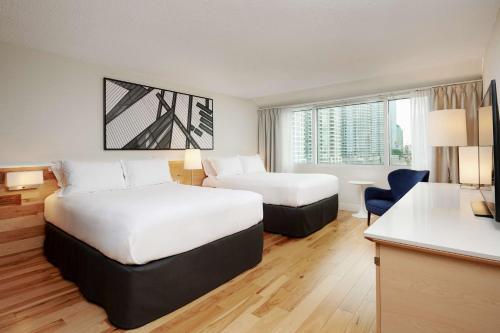 A room at Radisson Blu Downtown Toronto