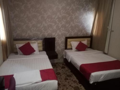 غرفة في فندق زهرة الياسر
