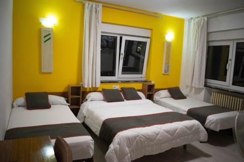 A room at Hostal Mindanao