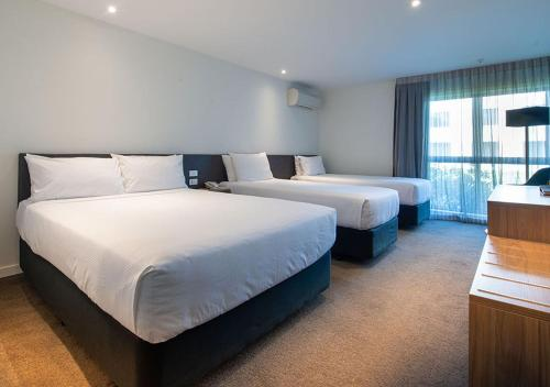 A room at Sudima Hotel Christchurch Airport