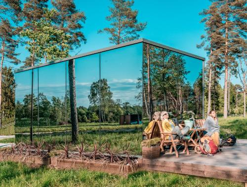 Siseõu või muu väliala majutusasutuses ÖÖD Hötels Jõeranna